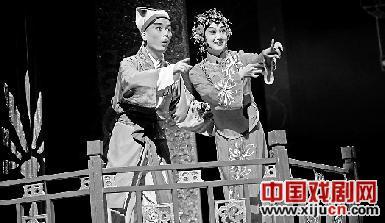 """浙江京剧团表演""""戏剧表演"""""""