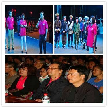 暴风雨中的红色经典——2015年成功完成的陕西京剧院文化惠民镇