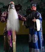 国家京剧剧院成立60周年之际,上演了京剧《江香河》的精彩剧目