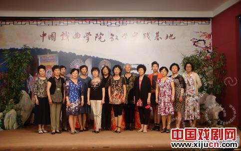 京剧爱好者去梅兰芳的家乡举办端午节音乐会