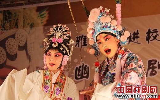幽兰雅韵:京剧背后的年轻人