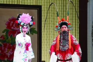 """北京京剧院的""""歌唱之旅""""世界巡演圆满结束"""