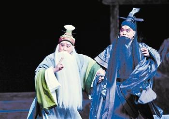 天津平剧《剑魂》首映式基于《李中剑》的再创作和改编