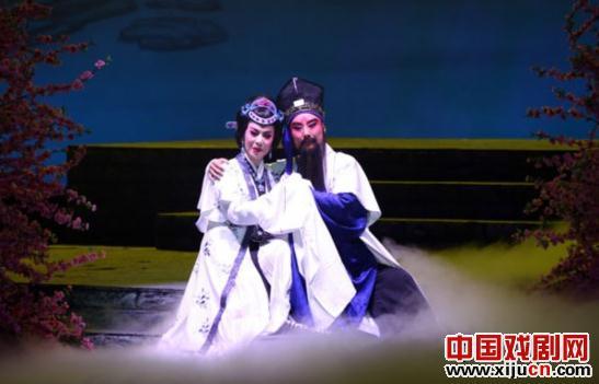 京剧《巴尔蒂斯检查员》在北京大学百年讲堂演出