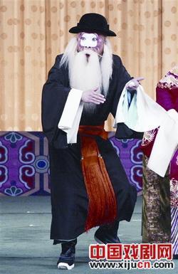 大连北京剧院上演《繁荣中的龙凤》