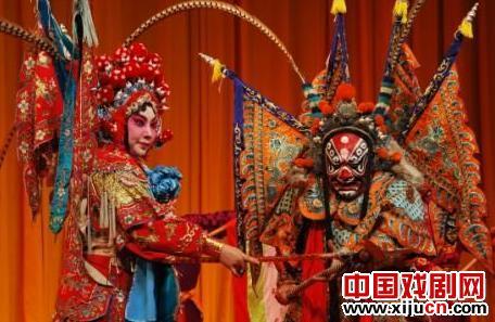 上饶市举办五一京剧晚会