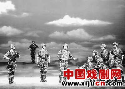 现代京剧《红沙河》在第五届中国京剧艺术节的分会场青岛首演后赢得了广泛的赞誉。