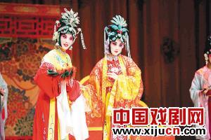 天津平剧团委甚至上演了原创戏剧《狸猫换太子》