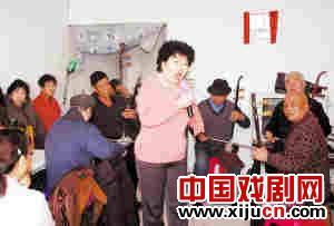 天津农民业余戏剧团