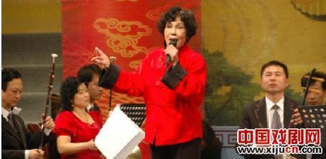 玉田县2010年著名戏曲艺术家春节音乐会