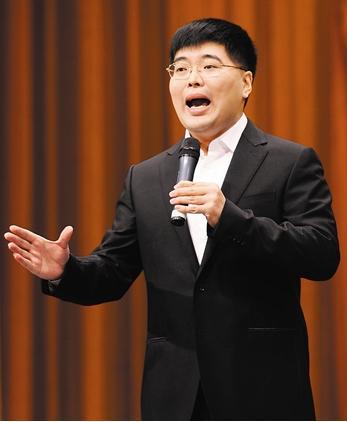 京津著名京剧艺术家和新人联合演出著名京剧音乐会《欢乐之夜》