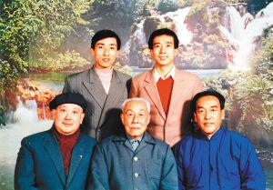 石梅强讲述Xi的京剧史