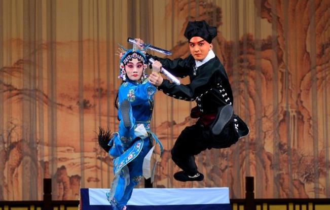 2017年7月上海京剧剧院演出信息
