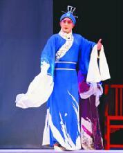 沈阳京剧剧院创作的新历史剧《苏秦》敢于尝试