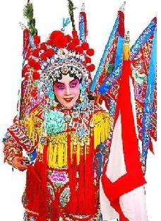 李佩红给程派看京剧《穆桂英在指挥》