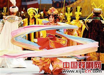 甘肃京剧团携优秀剧目来到天津