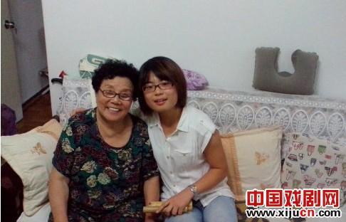 山西著名戏曲艺术家白桂英访谈