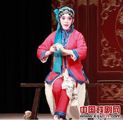 平剧《临江一》于4月7日在梅兰芳大剧院上演。