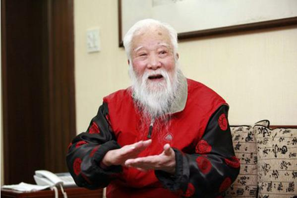 著名京剧大师宋宝罗逝世,享年102岁