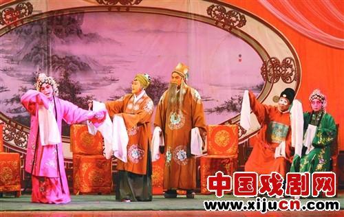 锦州新年传统评剧开幕式
