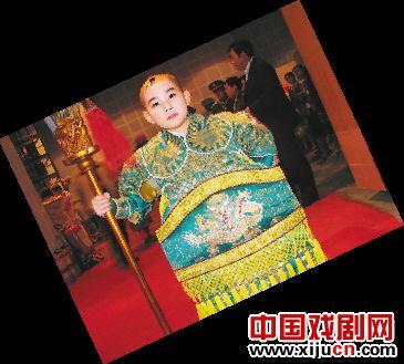 京剧天才杨韬的节目被春节晚会取消了