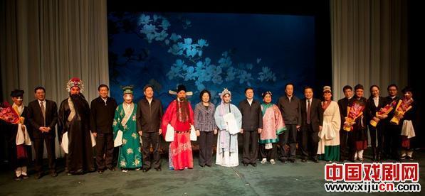 《韩玉娘》在天津首映