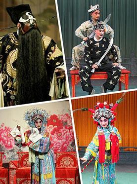 长安大剧院今晚将上演京剧《赤松镇》、《三岔口》、《顶尖学者媒体》和《扈家庄》。
