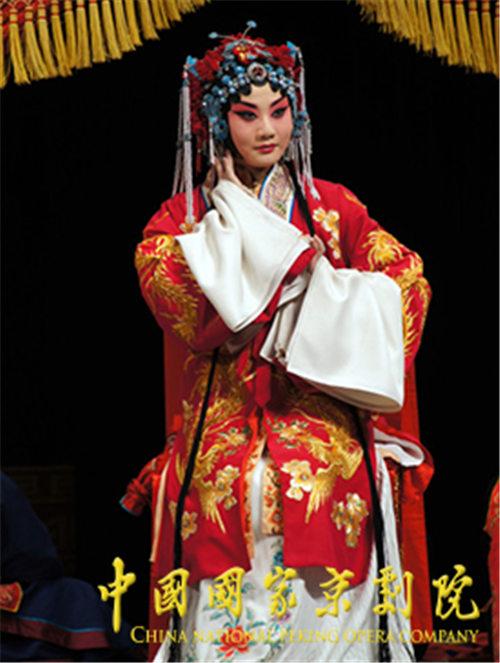 京剧《索林胶囊》10月3日在梅兰芳大剧院演出
