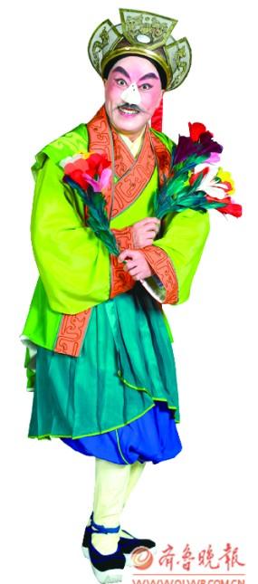 京剧版《弄臣》在三月创新混音和配乐魔术