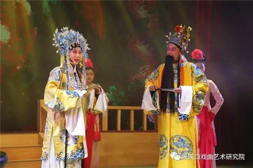张家口戏曲艺术学院2017年首月演唱《文化惠民》演出预告
