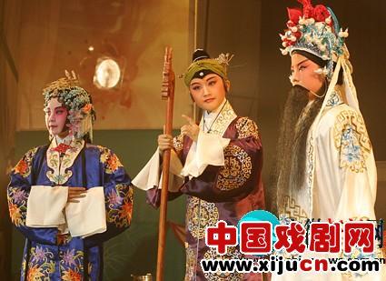 儿童京剧表演《婆婆的纹身》