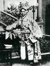 第一个出国表演京剧的演员是张贵选