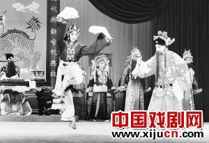 """《幸福与光明的春天》平剧白派经典剧目系列掀起了""""白派""""的热潮"""
