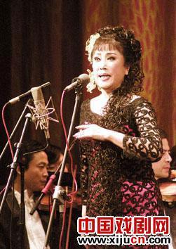 崔连润会见谢尹稚歌剧交响乐音乐会50年艺术
