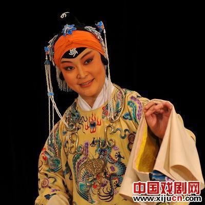 2012年,国家京剧剧院以京剧《强相令》迎接春节