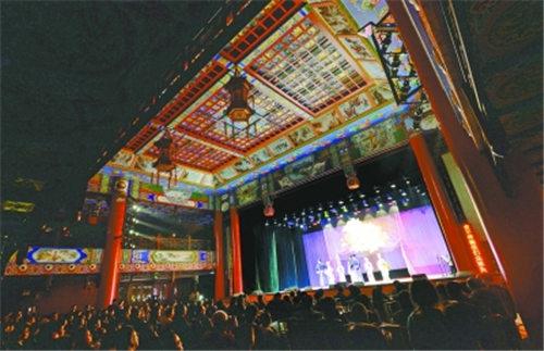 武汉京剧剧院举办著名京剧大师音乐会