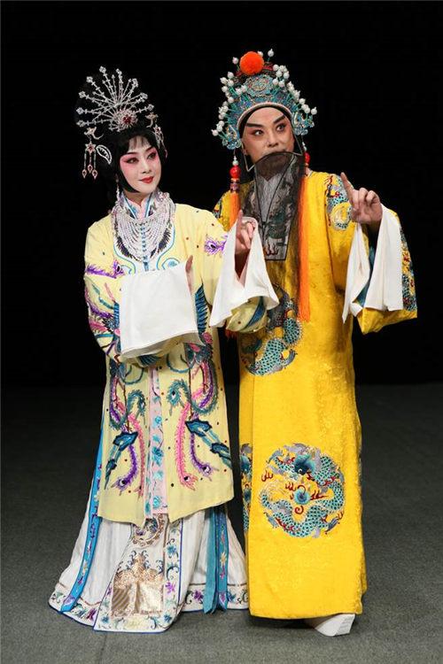 著名京剧演员俞奎志和李胜素将再次带领中国国家京剧剧院在台湾演出