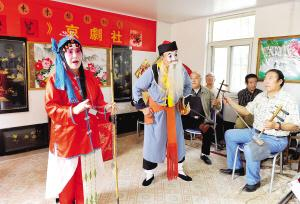 新艺术北京戏剧俱乐部传递国粹艺术魅力