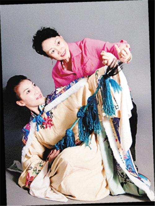 京剧上牌艺术的传承