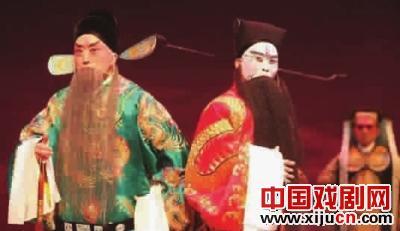 台湾京剧剧团有不同的风格