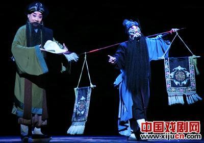 京剧《夏绿城》十月再现长安大剧院