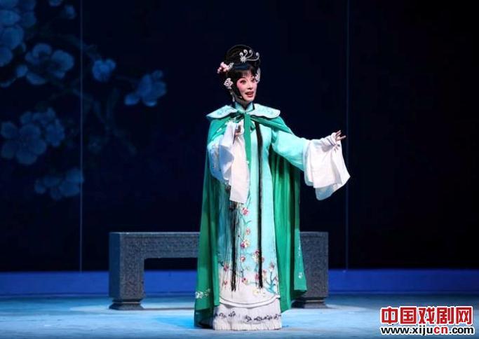 中国评剧剧院为评剧《惠北集》组织改编排练