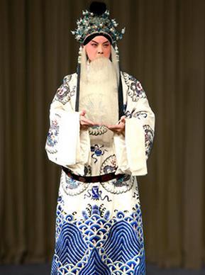 京剧《吞武恨》于3月4日在长安大剧院上演。