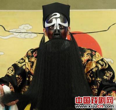 """北京京剧明星时报2012""""星期一明星""""京剧""""查法官"""""""