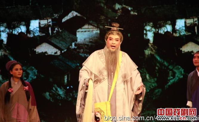 新晋戏剧《真正的白云》