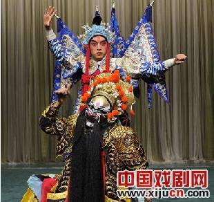 神话中的京剧《九尾·胡璇》将在长安大剧院上演