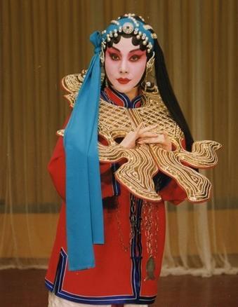 由赵秀君主演的京剧《玉堂之春》将于15日在河北大剧院上演。