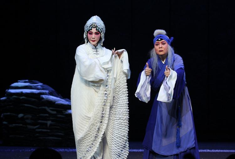 民谣《赵金堂》将于4月24日在长安大剧院上演。
