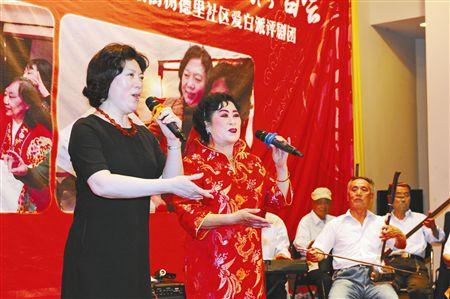著名评剧票刘云纹、白排古典演唱音乐会王冠丽与刘云纹合演