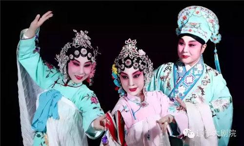 锦州平剧剧团将于6月17日在八一剧院演出平剧《三段》。